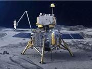 Tàu vũ trụ Trung Quốc sắp mang mẫu vật Mặt trăng về Trái đất