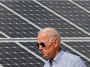Joe Biden: Tham vọng về cách mạng năng lượng sạch