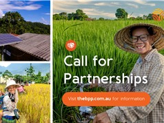 Chương trình Đối tác Doanh nghiệp: Hỗ trợ đến 750.000 AUD cho doanh nghiệp phục hồi xanh hậu COVID-19