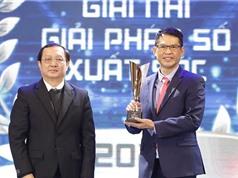 """Lần đầu trao giải """"Sản phẩm công nghệ số Make in Vietnam"""""""