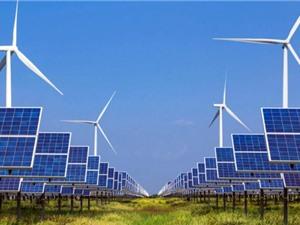 Công viên năng lượng tái tạo lớn nhất thế giới