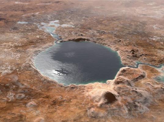 [Video] Biến nước muối trên sao Hỏa thành nhiên liệu