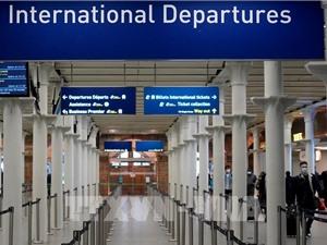 Nhiều nước châu Âu 'đóng cửa' với Anh do biến thể virus SARS-CoV-2 mới