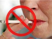 Hút thuốc lá ảnh hưởng xấu đến da