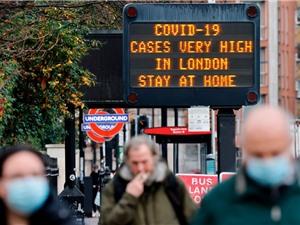 Biến thể SARS-CoV-2 mới ở Anh: Không dễ đánh giá tác động