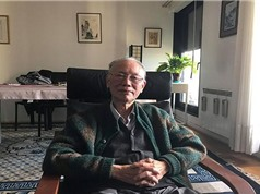 Giáo sư Vật lý thiên văn Nguyễn Quang Riệu qua đời ở tuổi 89