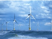 Điện gió lần đầu vượt mốc 50% tổng sản lượng điện tại Anh