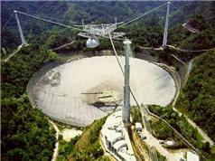Puerto Rico đầu tư 8 triệu USD xây lại kính viễn vọng Arecibo