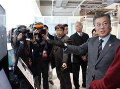 Hàn Quốc tăng 12% ngân sách cho nghiên cứu cơ bản và công nghệ mới