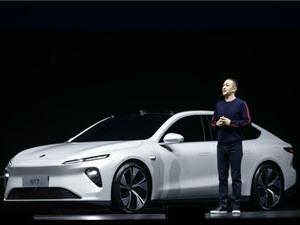 Nio ET7 của Trung Quốc: thách thức Tesla, Audi?
