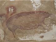 Tìm thấy bức tranh hang động cổ nhất thế giới ở Indonesia