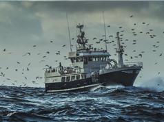 Ứng dụng AI và dữ liệu vệ tinh tìm kiếm tàu đánh cá sử dụng lao động cưỡng bức