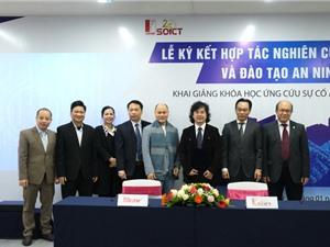 Bkav và ĐH Bách khoa Hà Nội đinh hướng hợp tác xây dựng Học viện An ninh Không gian số