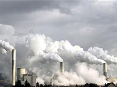 Nồng độ CO2 sẽ đạt mức cao kỷ lục trong năm nay