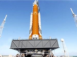 NASA thử nghiệm tên lửa đẩy mạnh nhất thế giới