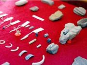 Khai quật Gò Dền Rắn: di tích thứ sáu phát hiện đầy đủ bộ dụng cụ đúc đồng từ thời Đông Sơn