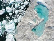 Trái đất mất 28 nghìn tỷ tấn băng kể từ những năm 1990