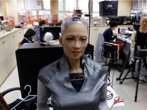 [Video] Robot Sophia sẽ trở thành gương mặt mới của ngành y tế