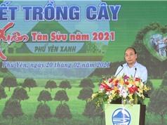 Thủ tướng truyền thông điệp về chương trình 1 tỷ cây xanh