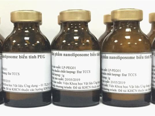 Tạo hạt nano mang thuốc chữa ung thư từ đậu nành
