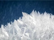 Phát hiện dạng tinh thể mới của băng đá