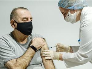 COVID-19: Nga tiêm thử nghiệm vắcxin Sputnik Light tại thủ đô Moskva