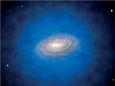 Các lỗ đen siêu khối lượng hình thành từ vật chất tối?