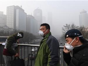 Người dân Trung Quốc sẵn sàng chi tiền để loại bỏ bụi mịn trong không khí