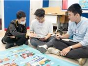 Lập trình robot: Cánh cửa vào thế giới kỹ thuật số  cho học sinh phổ thông
