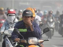 Bản đồ nồng độ bụi PM2.5 toàn quốc: 18 tỉnh, thành ô nhiễm bụi PM2.5