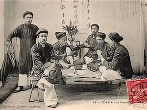 Nạn cờ bạc đầu Xuân từng được đề cập nhiều trong sách, báo xưa