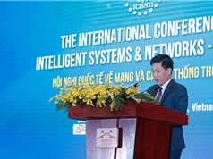 Hội nghị quốc tế về mạng và hệ thống thông minh đầu tiên tại Việt Nam
