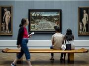 AI ghi nhận biểu cảm trong nghệ thuật thị giác