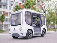Phenikaa-X ra mắt mẫu xe tự hành thông minh đầu tiên của Việt Nam