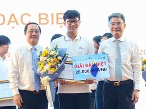 Cuộc thi về quyền sở hữu trí tuệ dành cho sinh viên khởi nghiệp