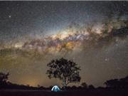 Ô nhiễm ánh sáng từ vệ tinh ảnh hưởng đến nghiên cứu thiên văn học