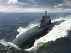 Anh phát triển tàu ngầm trang bị công nghệ fly-by-wire