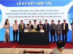 TrustCA Timstamp: Dịch vụ chứng thực điện tử cấp dấu thời gian đầu tiên tại Việt Nam