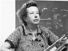 Maria Goeppert Mayer: Xây dựng mô hình vỏ hạt nhân nguyên tử