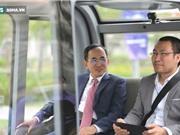Xe tự hành Phenikaa-X: Điểm mốc về xe tự hành Việt Nam
