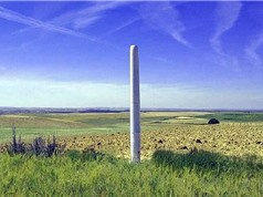 Turbine không cánh quạt có thể là tương lai của năng lượng gió