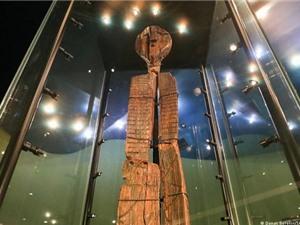 Bức tượng gỗ nói với chúng ta điều gì về lịch sử loài người?