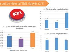 Đo kiểm dịch vụ 3G, 4G của 4 nhà mạng