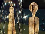 Bức tượng gỗ lâu đời nhất thế giới