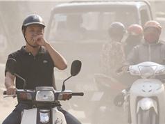 Rủi ro sức khỏe do phơi nhiễm carbon đen đối với người đi xe máy