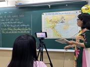 Bộ GD&ĐT cho phép dạy học trực tuyến hỗ trợ và thay thế dạy học trực tiếp