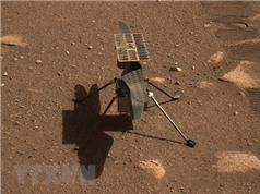 NASA lùi thời điểm chuyến bay của trực thăng Ingenuity trên Sao Hỏa