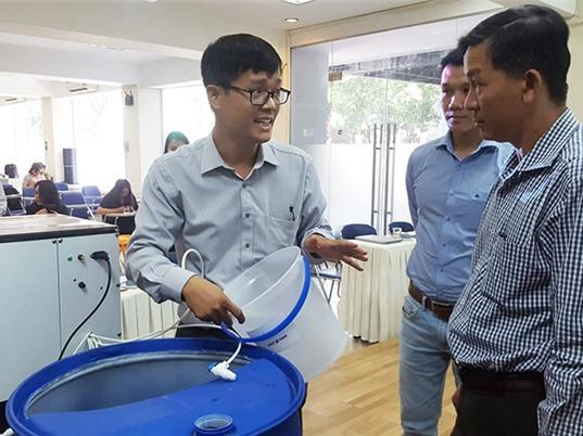 Công nghệ lọc nước CDI: Giải pháp mới trong xử lý nước nhiễm mặn
