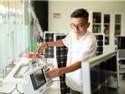 Cuộc thi Sáng kiến Công nghệ dành cho học sinh THPT toàn quốc