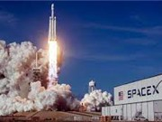NASA chọn SpaceX chế tạo tàu đổ bộ Mặt trăng